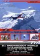 2004 January: 2nd  Snowscoot World Championships Praloup FR