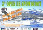 2008 March: Snowscoot Praz de Lys  Open