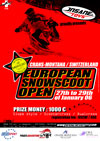 2006 January: European Snowscoot Open.